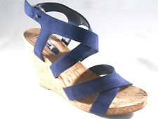 INC INTERNATIONAL CONCEPTS ( LANDOR WEDGE SANDAL) WOMENS SIZE 9 NEW!!
