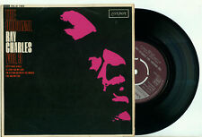 "RAY CHARLES the Original Vol. 3 (UK LONDON RE-B 1409 PS VINYL EP 7"")"