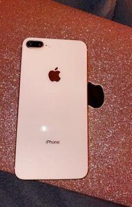 Apple iPhone 8 Plus - 128GB - Gold (Unlocked) A1897 (GSM)