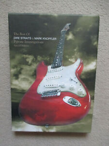 The Best Of Dire Straits & Mark Knopfler - 2 CD Box Set - Private Investigations