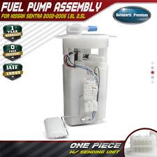 Fuel Pump Module Assembly w/ Sending Units For Nissan Sentra 2002-2006 E8502M