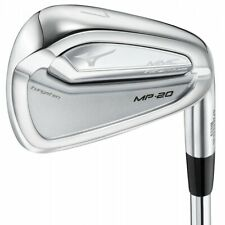 MIZUNO MP 20 MMC IRONS--4-PW KBS $-Taper 120 S Shafts - Display Model  9.9 of 10