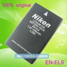 Genuine Original Nikon EN-EL9 Li-ion battery for Nikon D60 D40X D40 D5000 D3000