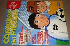CORRIERE DEI PICCOLI 1987 NR. 8 MAXI FIGURINA SCOPRI CAMPIONE GIANLUCA VIALLI