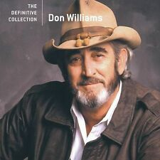 The Definitive Collection [Remaster] by Don Williams (CD, Jun-2004, Chronicles)