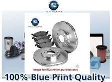 für Suzuki Grand Vitara 1.9 DDiS 2005 > Blueprint Bremsscheiben Vorne