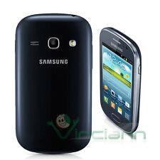 Cover copri batteria originale Samsung BLU per Samsung GT-S6810 Galaxy Fame