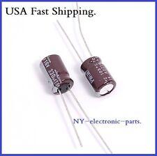 (20PCS) 330UF 16V NICHICON RADIAL ELECTROLYTIC CAPACITOR 8X12MM.PW(M) 16v330uf