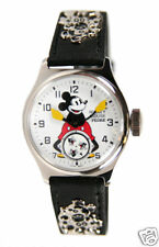 Disney Mint Mickey Mouse #2 Ingersoll reproduction strap watch by Pedre