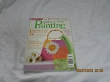 QUICK & EASY PAINTING june 2007  with pattern free uk P&P
