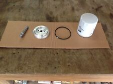 New Spin-On Oil Filter Adapter Kit fits Farmall A B C H M 200 300 400 models