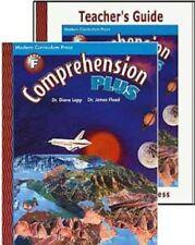 6th Grade 6 MCP Comprehension Plus Level F Homeschool Curriculum Kit Reading