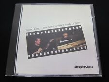 John Abercrombie & Andy LaVerne - Nosmo King - VG+ NEW CASE!!!