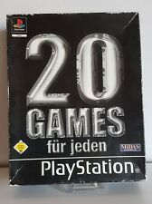 Ps1/Sony PlayStation 1-family Games Big Box: 20 Games en 3 cds a2649