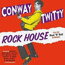 Conway Twitty - Rock House: 1956-1962 Rock N Roll Recordings [New CD] With Book,