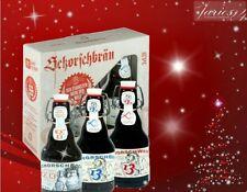 Starkbierset - Geschenk für Männer mit den Drei stärksten Bieren der Welt 13%vol
