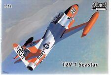 Sword T2V-1 Seastar in 1/72 072 ST