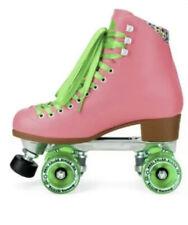 Moxi Beach Bunny Roller Skates Size 6 in Watermelon. Nib. Sold out!