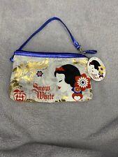 Disney Snow White Cosmetic Makeup Purse London Soho Elf e.l.f.
