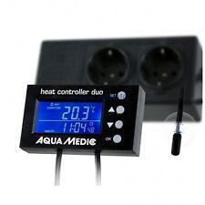 Aqua Medic Heat Controller Duo Temperaturregler Aquarium Steuerung von Heizern