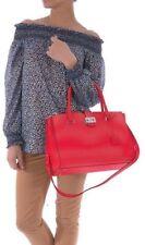MICHAEL Michael Kors Studio Bond Large Leather Satchel Shoulder Bag