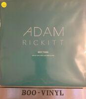 "ADAM RICKITT -BEST THING 12"" Vinyl House Promo Revord Ex+"