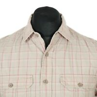 VGC THE NORTH FACE Check Shirt | Men's S | Vintage Smart Casual Plaid