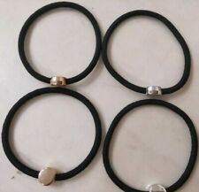 RSINC Hair Rubber Band Black pack of 4 from india