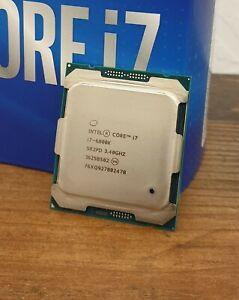 Intel Core i7-6800k NEU LGA 2011-3 3,40 GHz 14 nm 6 Kerne 12 Threads 15 MB Cache