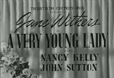 A VERY YOUNG LADY (1941) DVD JANE WITHERS, NANCY KELLY