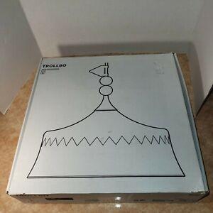 IKEA TROLLBO Circus Kids Pendant lamp, white - Open Box/Unused
