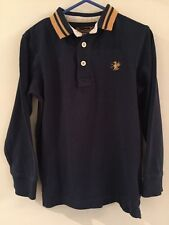 Boys' Polo Neck Rugby Shirts (2-16 Years)