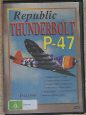 GREAT PLANES: REPUBLIC P-47 THUNDERBOLT  -  DVD