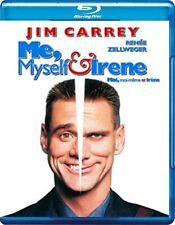 Me, Myself  Irene (Blu-ray Disc, 2008)