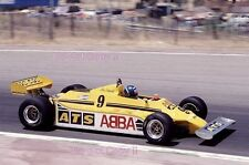 Slim Borgudd ATS HGS1 Spanish Grand Prix 1981 Photograph