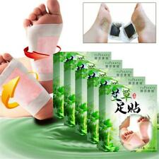 Sleeping Detox Paste Patches Wormwood Foot Pads Detoxifying Chinese Medicine