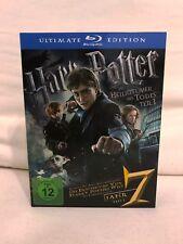 Harry Potter und die Heiligtümer des Todes - Teil 1 - Ultimate Edition - Blu Ray