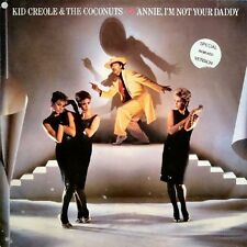 """Kid Creole & The Coconuts Annie, I'm Not Your Daddy, You Had No Intention 12"""""""
