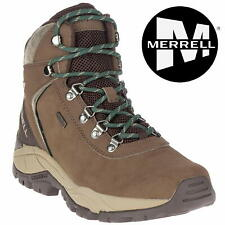 Merrell Kivu Men's Water Resistant Leather Hiking Boots ✅ FREE UK SHIPPING ✅