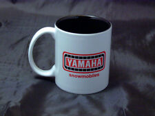 Reproduction Vintage Yamaha Track Logo Coffee Mug