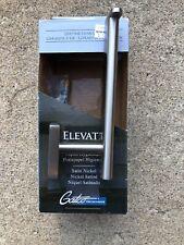 Gatco 4073 Elevate Euro Tissue Holder, Satin Nickel