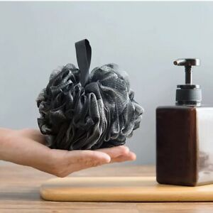 Wisp For Body Soft Shower Mesh Foaming Sponge Bubble Ball Bathroom Accessory
