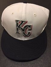 Game Used Billy Butler KC Royals Stars & Stripes Cap- MLB Authenticated
