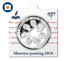 "**Penning ""200 jaar muntwet 2016 in Hartberger muinthouder** - In Stock!!"