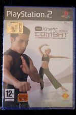 PS2 : EYETOY : KINECT COMBAT - Nuovo, risigillato, ITA ! In forma col Kung Fu !
