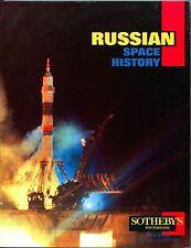 Alexei Alexey Leonov Cosmonaut Signed Autograph Photo Sotheby's Space Catalog