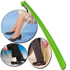Guaranteed4Less Extra Long 57cm Plastic Shoe Horn Remover Disability Mobility Aid Flexible Stick