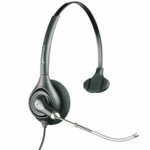 Plantronics HEADSET AND CABLE 72442-1 YELL 1