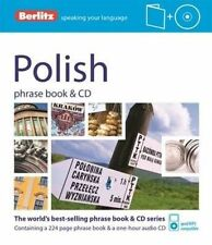 Berlitz Language: Polish Phrase Book & CD (Berlitz Phrase Book & CD), Berlitz, N