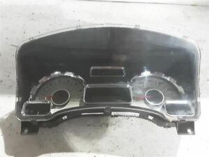 10-11 Ford EXPEDITION Speedometer Cluster Floor Shift MPH